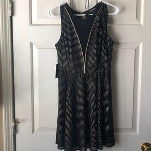 Express BabyDoll Mini Dress